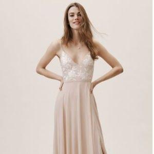 BHLDN Dresses - BHLDN Sadia Dress - Size 2 Blush